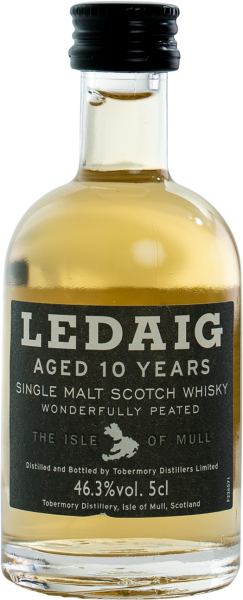 Ledaig 10 Years Whisky