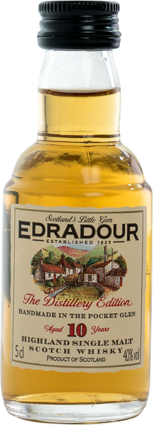 Edradour 10 Years Whisky