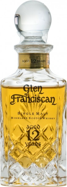 Glen Franciscan 12 Years Whisky
