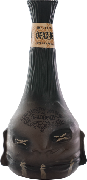 Deadhead 6 Years Old Rum