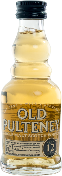 Old Pulteney 12 Years Whisky