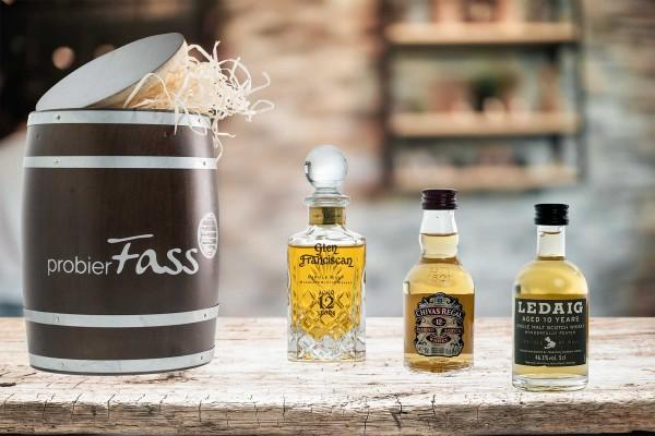 Whisky Geschenkset